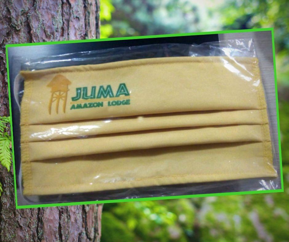 máscara facial do Juma Lodge