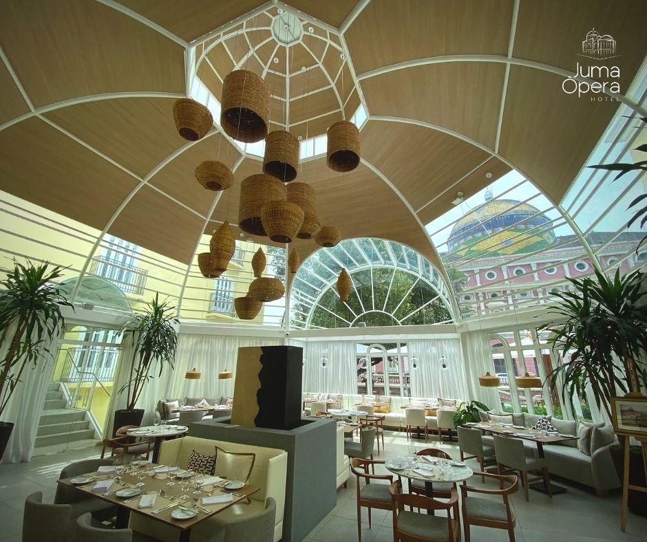 restaurante ópera